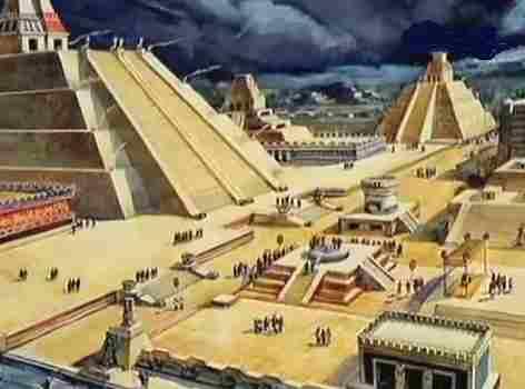 Пропавшие цивилизации и исчезнувшие люди